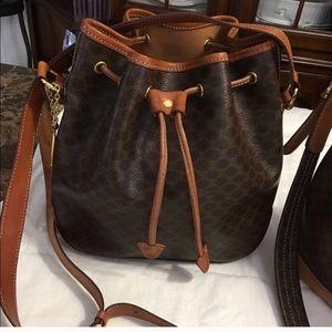 Authentic celine crossbody sling bag
